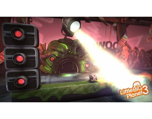 Gra PS4 PlayStation HITS LittleBigPlanet 3