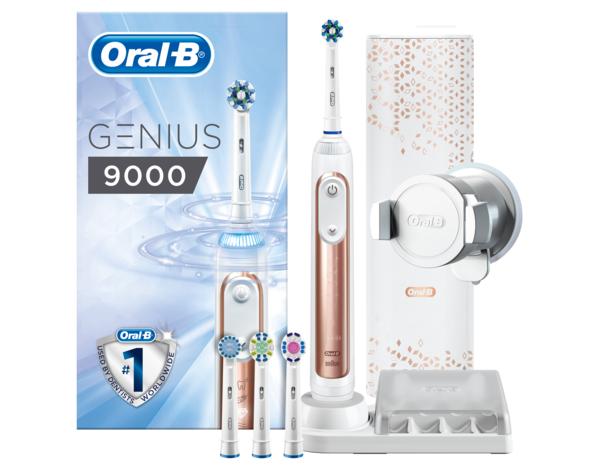 Oral b genius rosegold mediamarkt