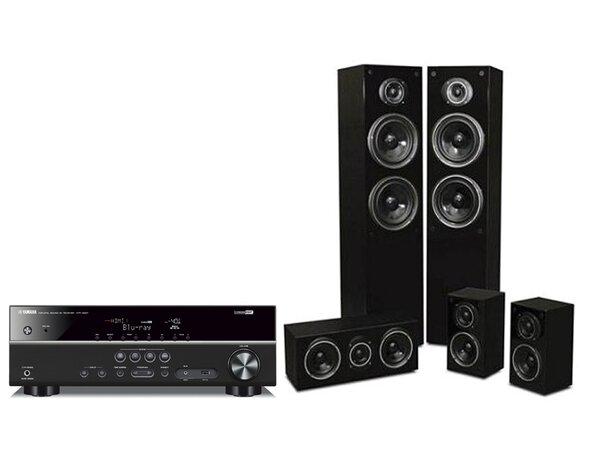 Kino Domowe Yamaha Htr 3067 Prism Audio Odyssey M200