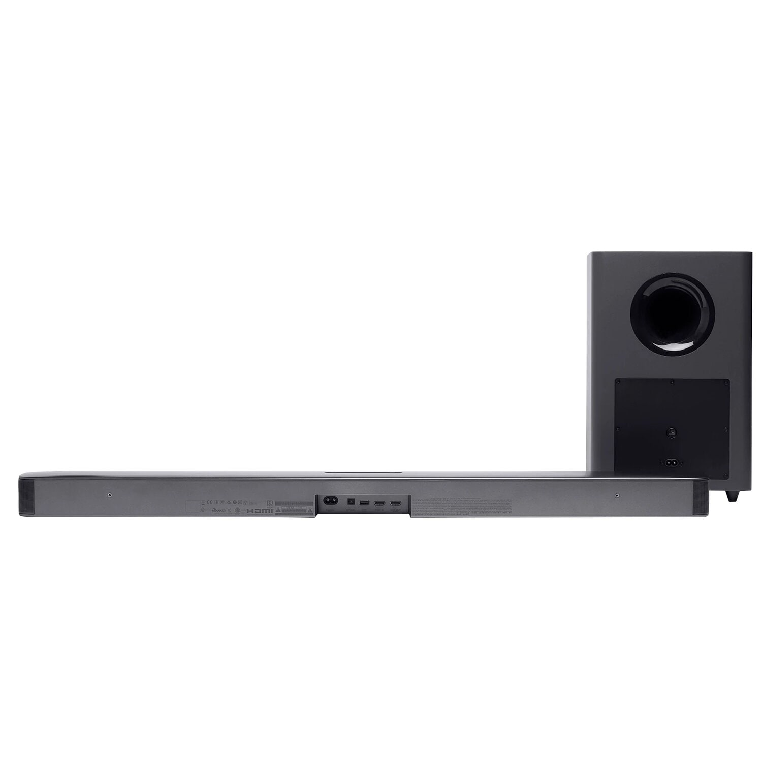 Soundbar JBL BAR 2.1 Deep Bass Czarny