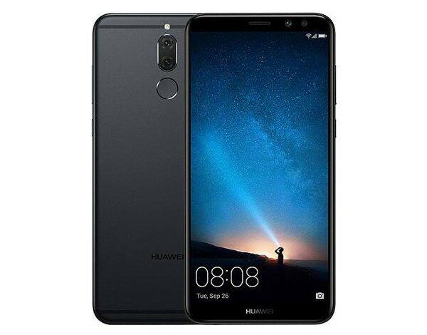 cb487fe00 Smartfon HUAWEI Mate 10 lite Dual SIM Czarny - Smartfony -