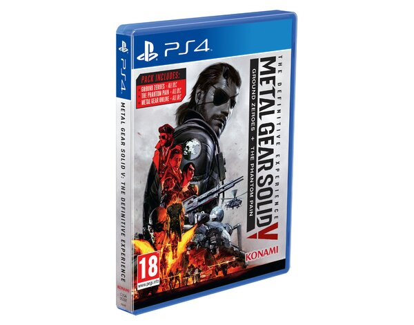 Gra PS4 Metal Gear Solid V: The Definitive Experience