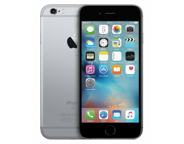 Zaawansowane Smartfon APPLE iPhone 6s 32GB Gwiezdna szarość - Smartfony - OC94