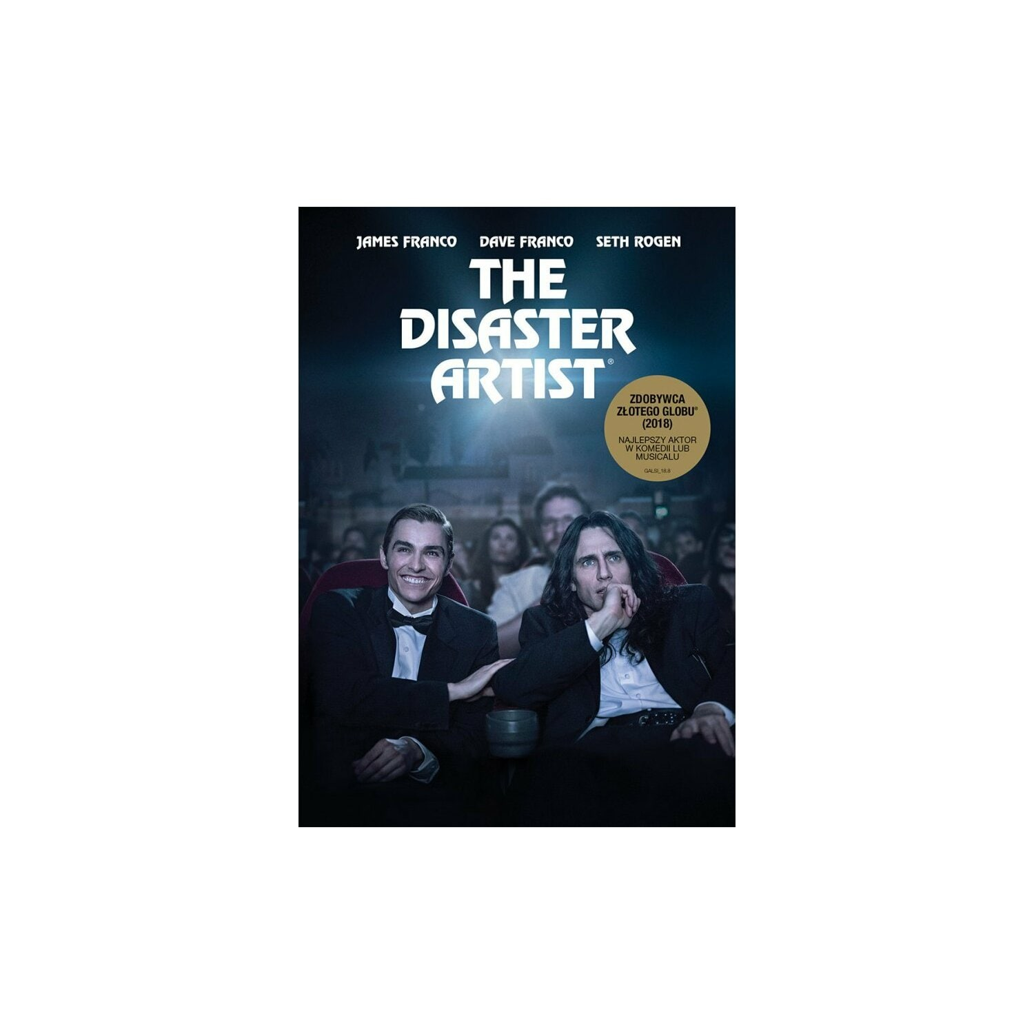 The Disaster Artist (DVD)