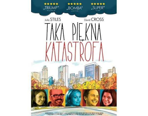 Film BEST FILM Taka piękna katastrofa It's a Disaster
