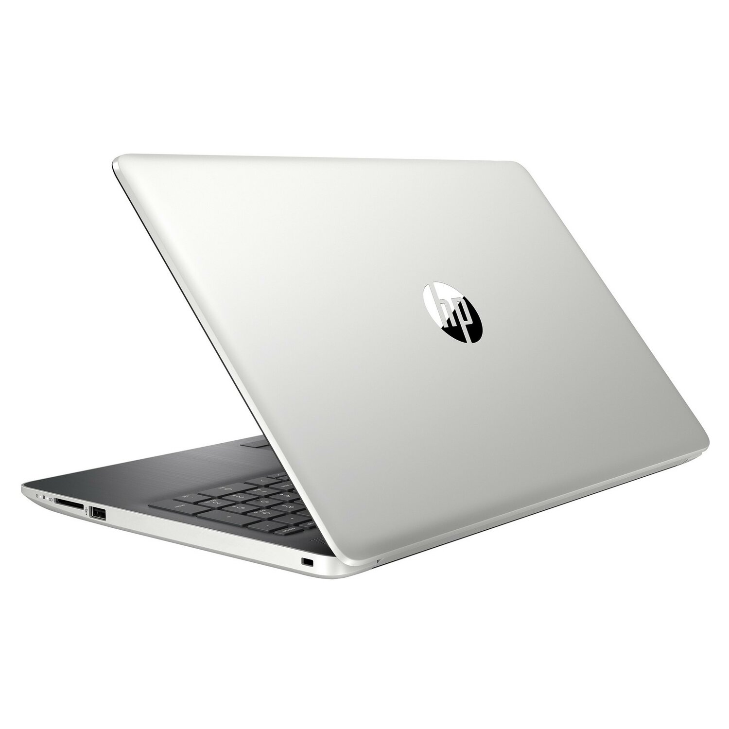 Laptop HP 15-db0037nw FHD A9-9425/8GB/256GB SSD/INT/Win10H Srebrny