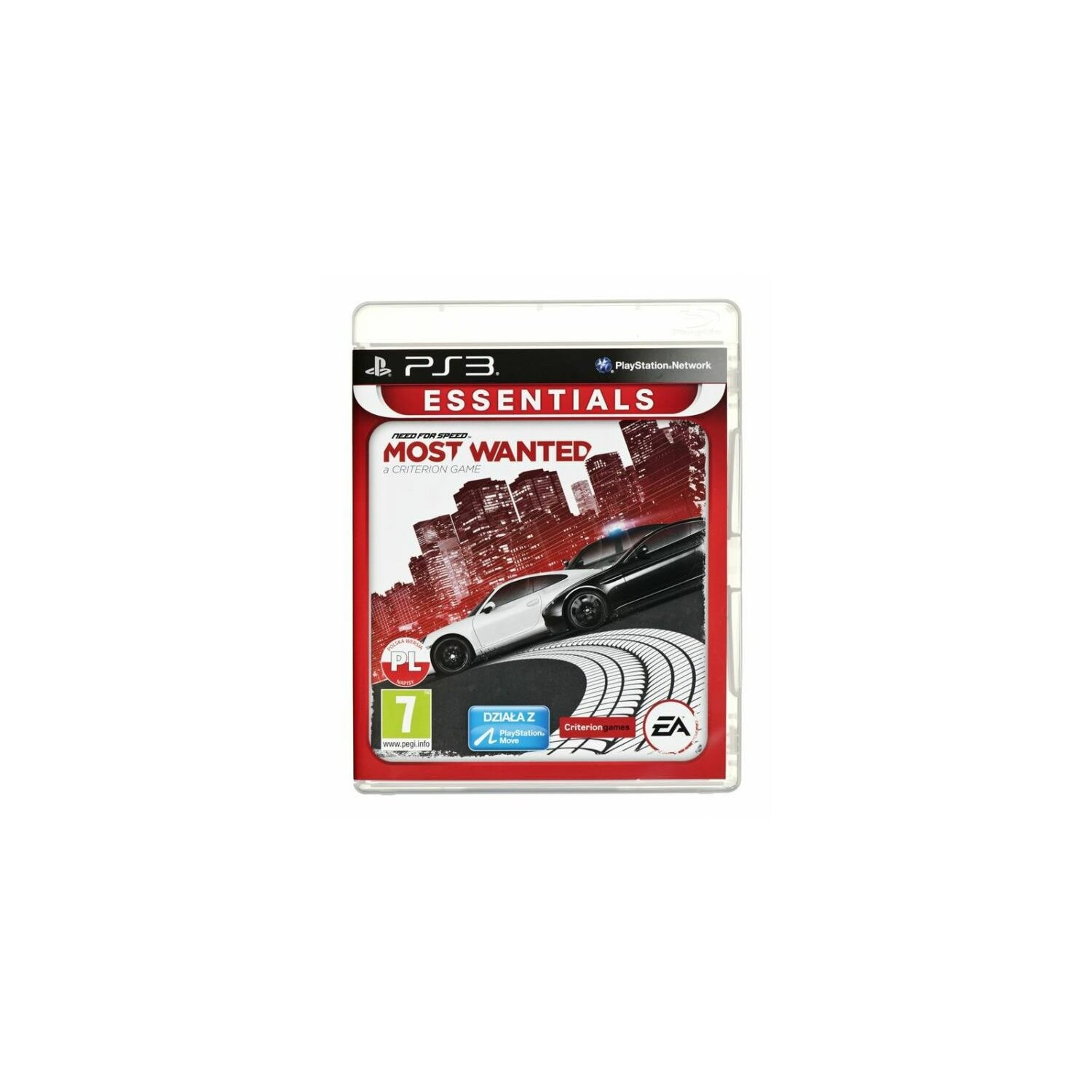 Gra PS3 Need for Speed: Most Wanted Essentials