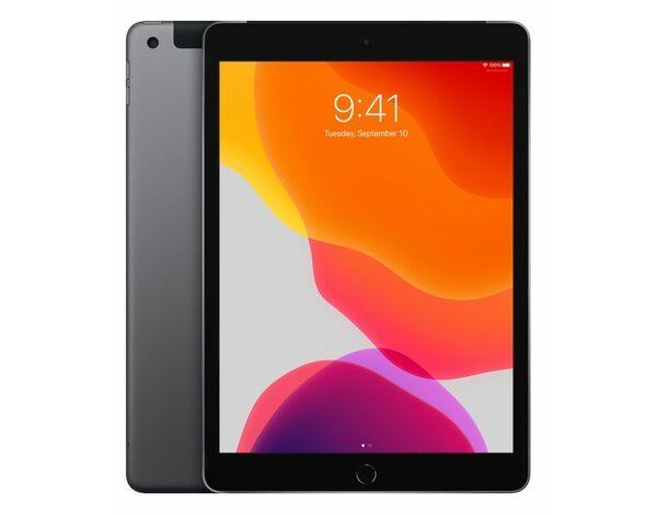 Tablet APPLE iPad 10.2 (2019) 128GB Wi-Fi+Cellular Gwiezdna szarość MW6E2FD/A