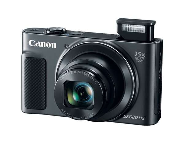 Aparat CANON PowerShot SX620 HS Essentials Kit Czarny