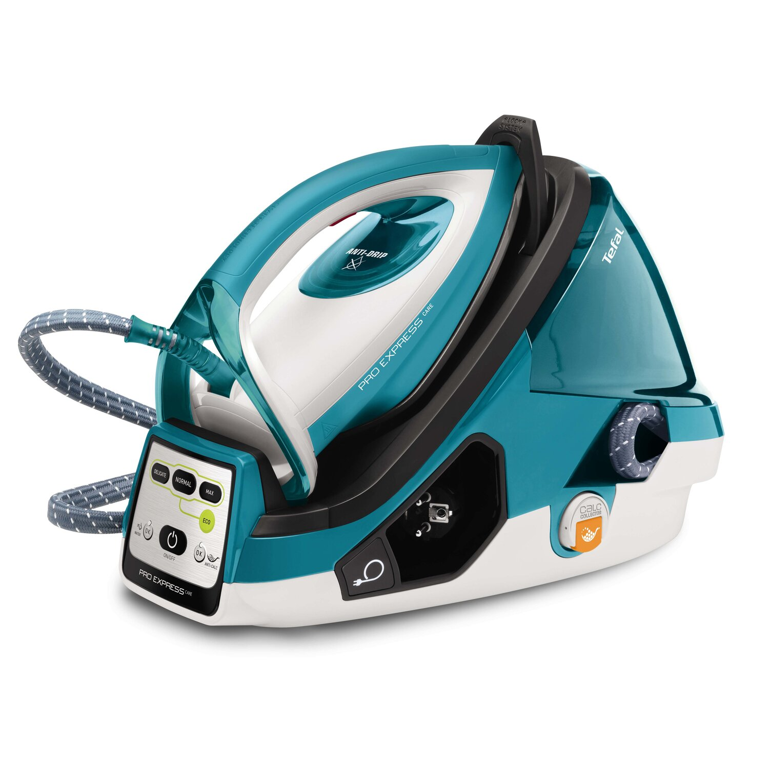 Generator pary TEFAL Pro Express Care GV9070 Calc Collector
