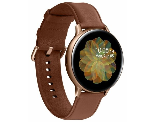 SmartWatch SAMSUNG Galaxy Watch Active2 LTE Stal Nierdzewna 44mm Złoty SM-R825FSDAXEO