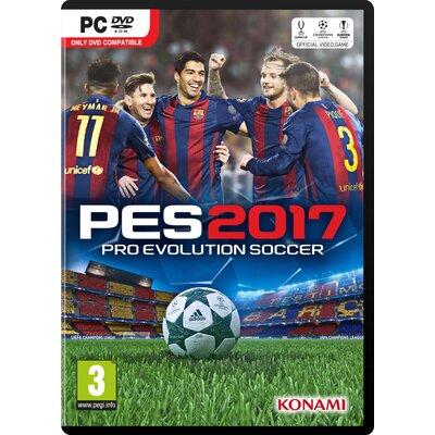 Gra PC Pro Evolution Soccer 2017